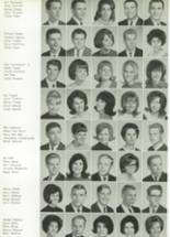 1965 Monroe High School Yearbook Page 44 & 45