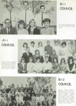 1965 Monroe High School Yearbook Page 58 & 59