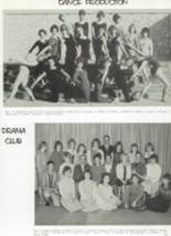 1965 Monroe High School Yearbook Page 60 & 61