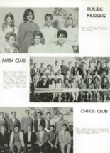 1965 Monroe High School Yearbook Page 64 & 65