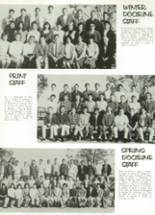 1965 Monroe High School Yearbook Page 68 & 69