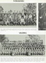 1965 Monroe High School Yearbook Page 70 & 71