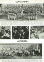 1965 Monroe High School Yearbook Page 72 & 73