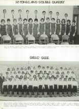 1965 Monroe High School Yearbook Page 74 & 75