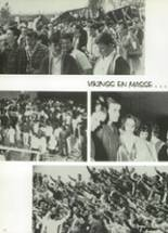 1965 Monroe High School Yearbook Page 76 & 77