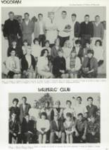 1965 Monroe High School Yearbook Page 84 & 85