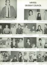 1965 Monroe High School Yearbook Page 86 & 87
