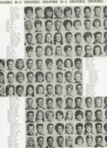 1965 Monroe High School Yearbook Page 90 & 91