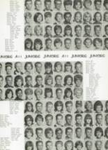 1965 Monroe High School Yearbook Page 98 & 99