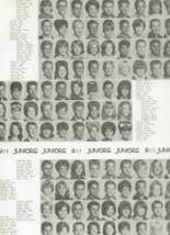 1965 Monroe High School Yearbook Page 100 & 101