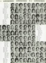 1965 Monroe High School Yearbook Page 102 & 103
