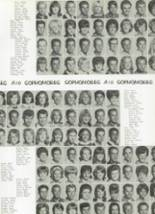 1965 Monroe High School Yearbook Page 104 & 105