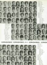 1965 Monroe High School Yearbook Page 106 & 107