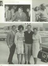1965 Monroe High School Yearbook Page 112 & 113