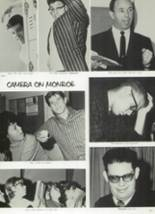 1965 Monroe High School Yearbook Page 114 & 115