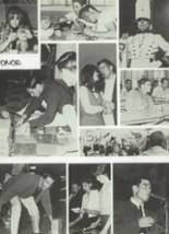 1965 Monroe High School Yearbook Page 118 & 119