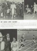 1965 Monroe High School Yearbook Page 122 & 123