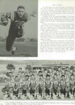 1965 Monroe High School Yearbook Page 126 & 127