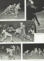 1965 Monroe High School Yearbook Page 128 & 129