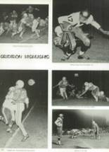 1965 Monroe High School Yearbook Page 130 & 131