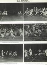 1965 Monroe High School Yearbook Page 132 & 133