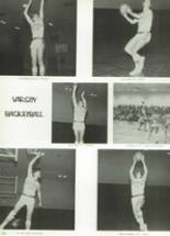 1965 Monroe High School Yearbook Page 134 & 135