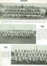 1965 Monroe High School Yearbook Page 154 & 155