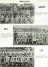 1965 Monroe High School Yearbook Page 158 & 159