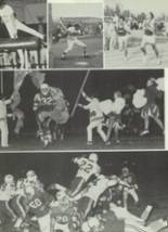 1965 Monroe High School Yearbook Page 160 & 161
