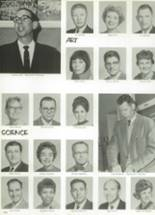 1965 Monroe High School Yearbook Page 164 & 165