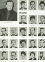 1965 Monroe High School Yearbook Page 166 & 167