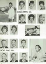 1965 Monroe High School Yearbook Page 168 & 169