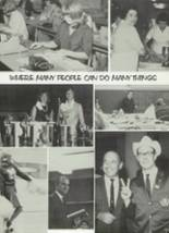 1965 Monroe High School Yearbook Page 172 & 173