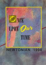 1994 Yearbook Newton Local High School