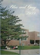 1959 Yearbook Washington - Lee High School