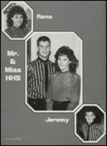 1988 Hardesty High School Yearbook Page 18 & 19