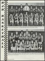 1988 Hardesty High School Yearbook Page 42 & 43