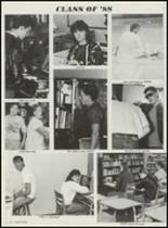 1988 Hardesty High School Yearbook Page 54 & 55