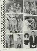 1988 Hardesty High School Yearbook Page 62 & 63