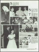 1985 Kickapoo High School Yearbook Page 20 & 21