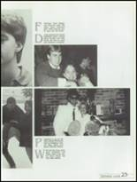 1985 Kickapoo High School Yearbook Page 28 & 29