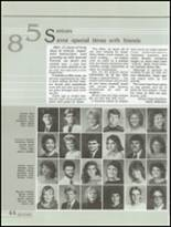 1985 Kickapoo High School Yearbook Page 48 & 49