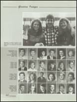 1985 Kickapoo High School Yearbook Page 50 & 51
