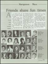 1985 Kickapoo High School Yearbook Page 54 & 55