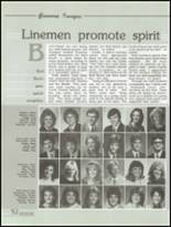 1985 Kickapoo High School Yearbook Page 56 & 57