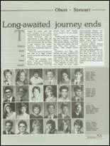 1985 Kickapoo High School Yearbook Page 58 & 59