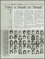 1985 Kickapoo High School Yearbook Page 68 & 69