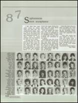1985 Kickapoo High School Yearbook Page 72 & 73