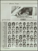 1985 Kickapoo High School Yearbook Page 78 & 79