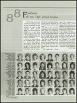 1985 Kickapoo High School Yearbook Page 80 & 81